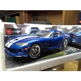 Gts Coupé Dodge Bleu Viper 1996 Voiture zMqSLUVGp