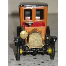 Packard Voiture Miniature Métal 1912 Landaulet Qrdtsh