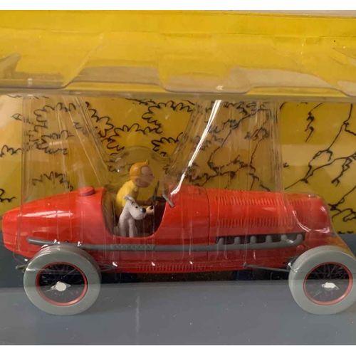 Des 124° Le Tintin Bolide Cigares Pharaon Du Rouge Voiture LUGSqMjpzV