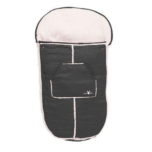 réversible à pois noir Pare-chocs bar couverture fit phil teds poussette