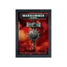 Warhammer 40k 40000 Livre Des Regles V5