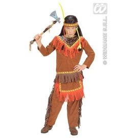 en taille s Widmann Indien Costume De Guerrier