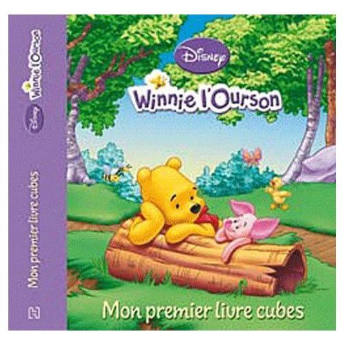 Winnie L Ourson Mon Premier Livre Cubes