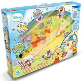 Tapis De Jeux Et D Eveil Winnie Winnie Lourson Mon Tapis Deveil