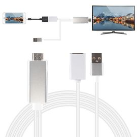 XCSOURCE MHL USB Female to HDMI Cable Adapter HD 1080P Video
