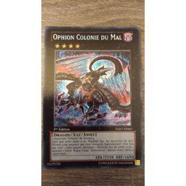 Ophion Colonie du Mal Evilswarm Ophion Yu Gi Oh HA07-FR064