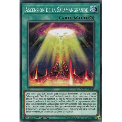 Carte Yu Gi Oh DRAGONS DE DRACONIA SECE-FRSP1